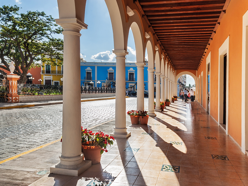 place independance campeche
