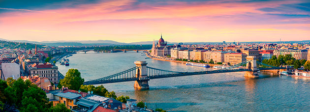 budapest hongrie voyage groupe