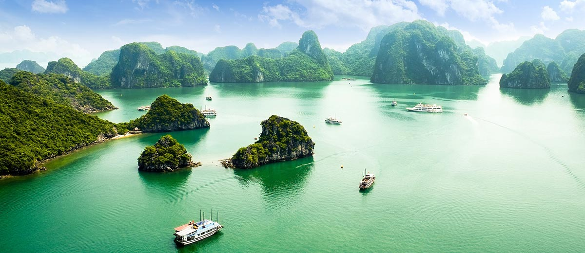 indochine magique vietnam ha long