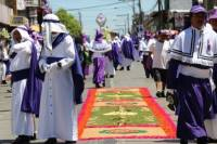 circuit groupe guatemala antigua paques procession