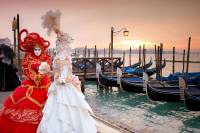 venise italie voyage groupe carnaval